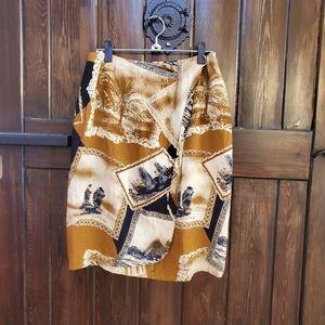 Jones New York Island Wrap Skirt VTG Deadstock NEW